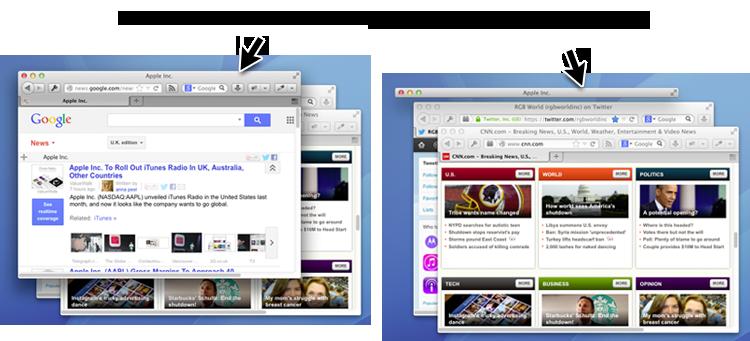 WindowMizer Mac 破解版 窗口缩小化工具-麦氪派(WaitsUn.com | 爱情守望者)